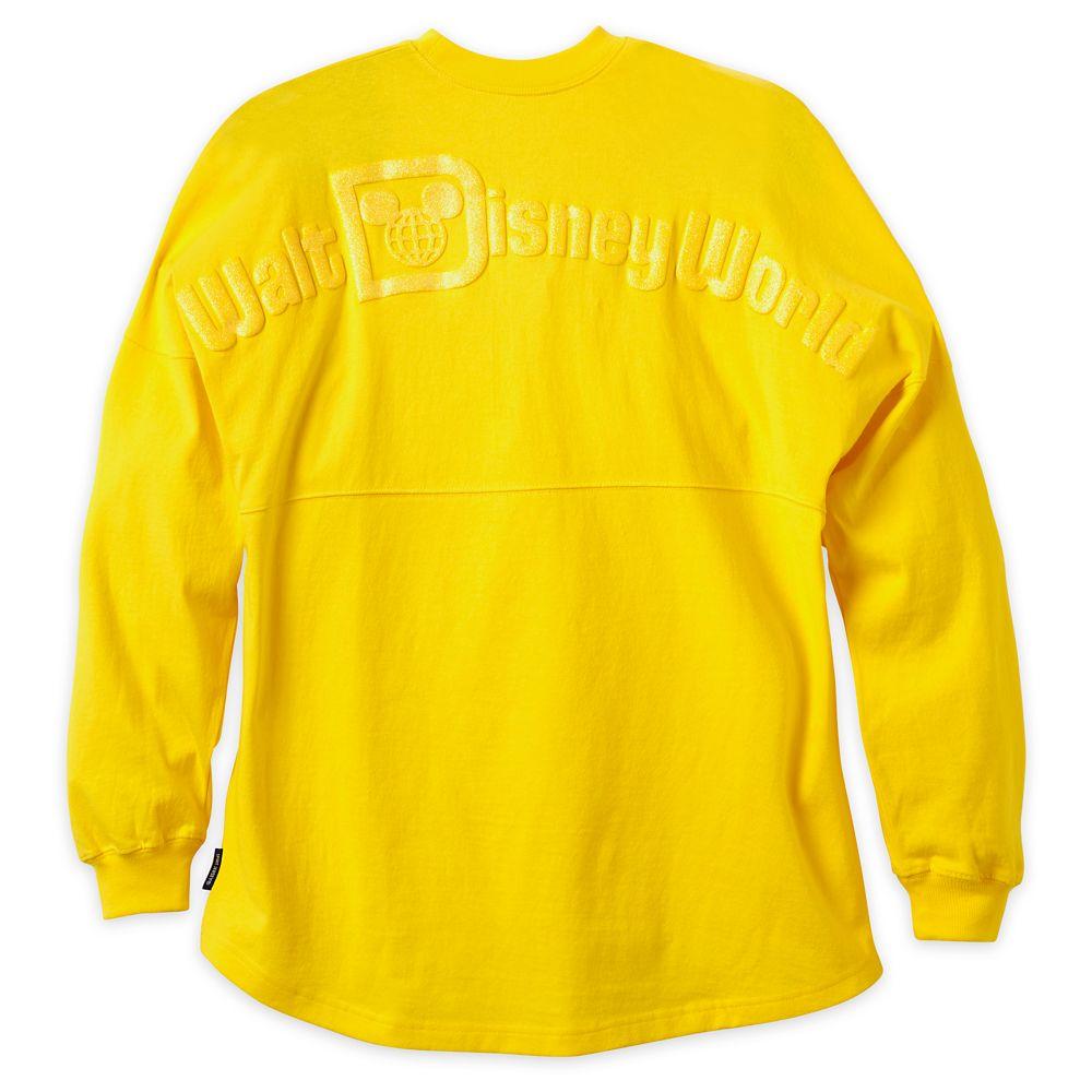 Walt Disney World Spirit Jersey for Adult – Dapper Yellow
