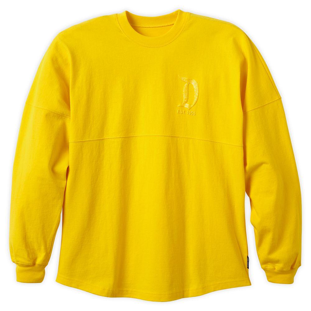 Disneyland Spirit Jersey for Adults – Dapper Yellow