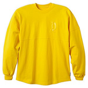 Disneyland Spirit Jersey for Adults - Dapper Yellow