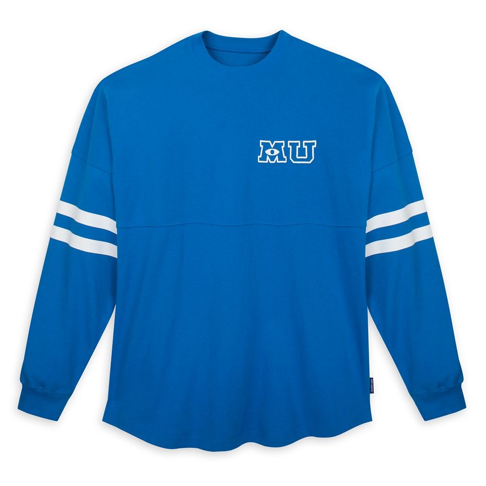 Monsters University Spirit Jersey for Adults