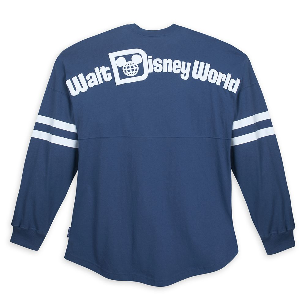 Walt Disney World Spirit Jersey for Adults – Moonlight Blue