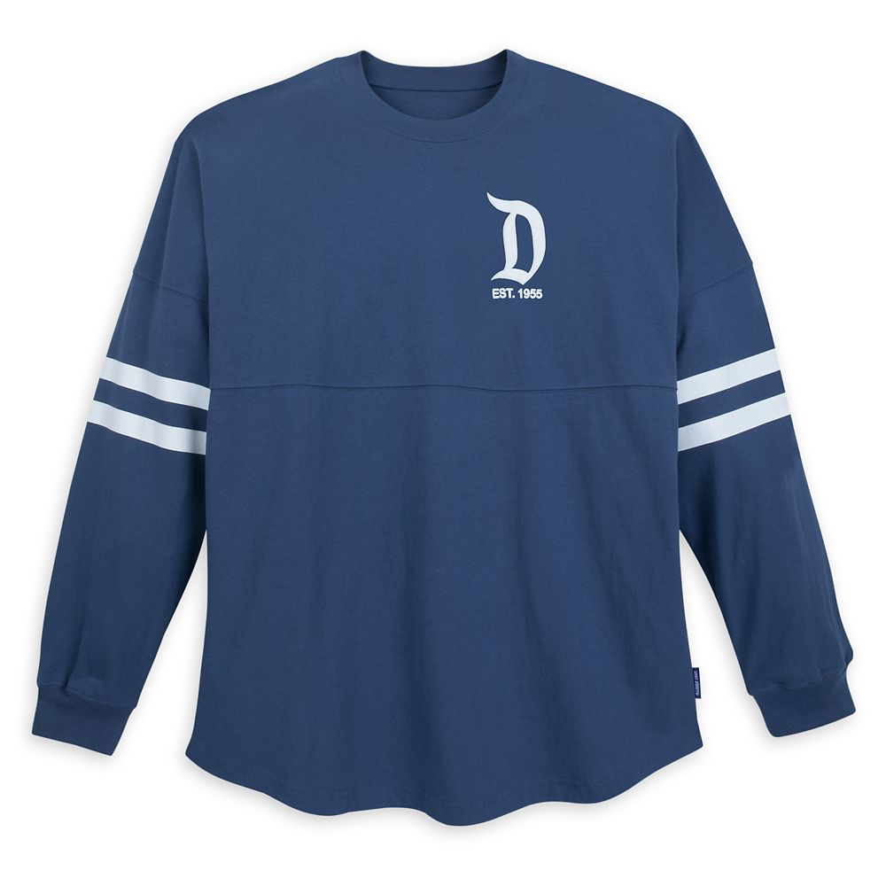 Disneyland Resort Spirit Jersey for Adults – Moonlight Blue