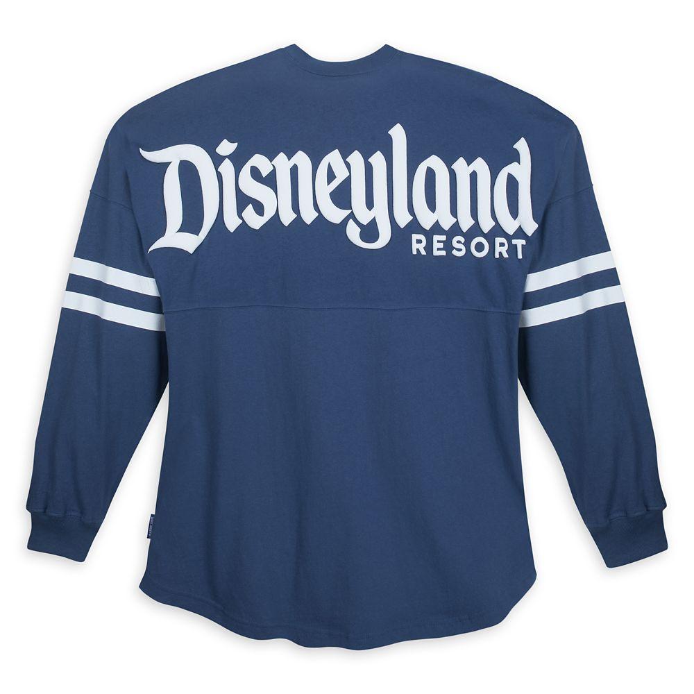 Disneyland Resort Spirit Jersey for Adults – Moonlight Blue