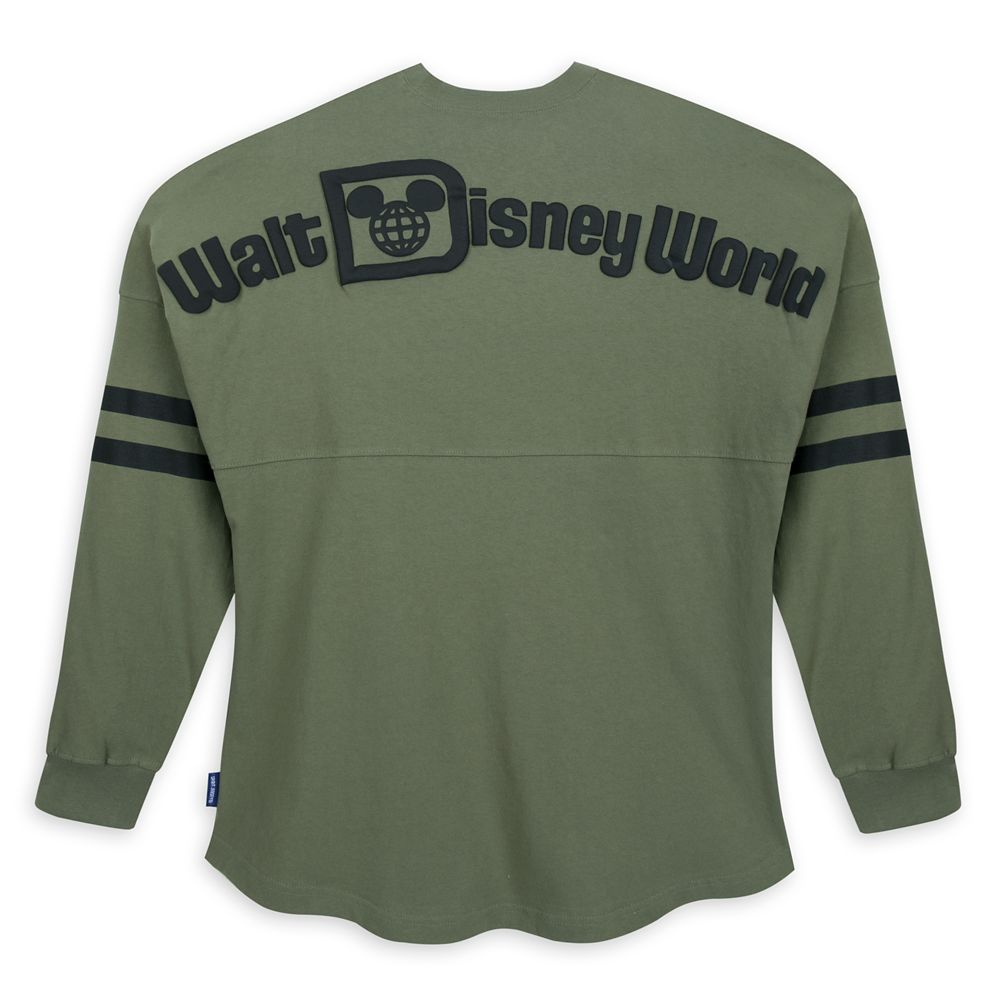 Walt Disney World Spirit Jersey for Adults – Sage