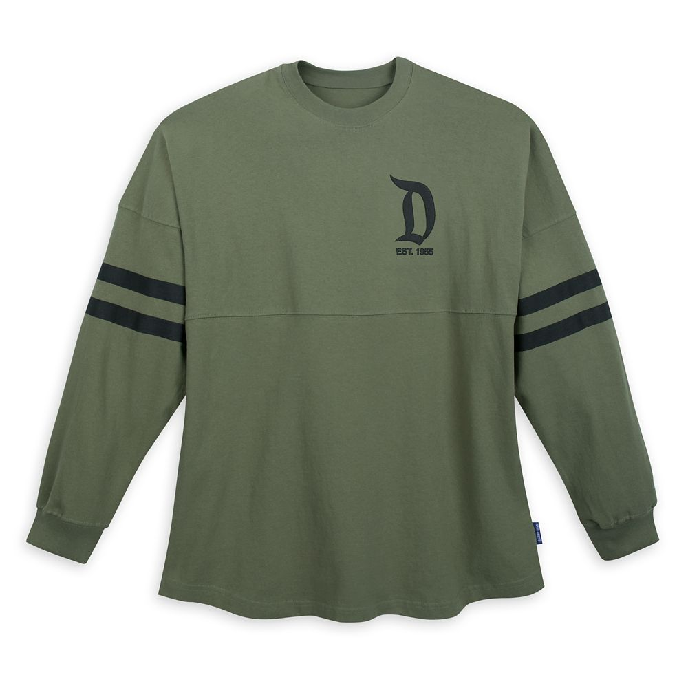 Disneyland Spirit Jersey for Adults – Sage