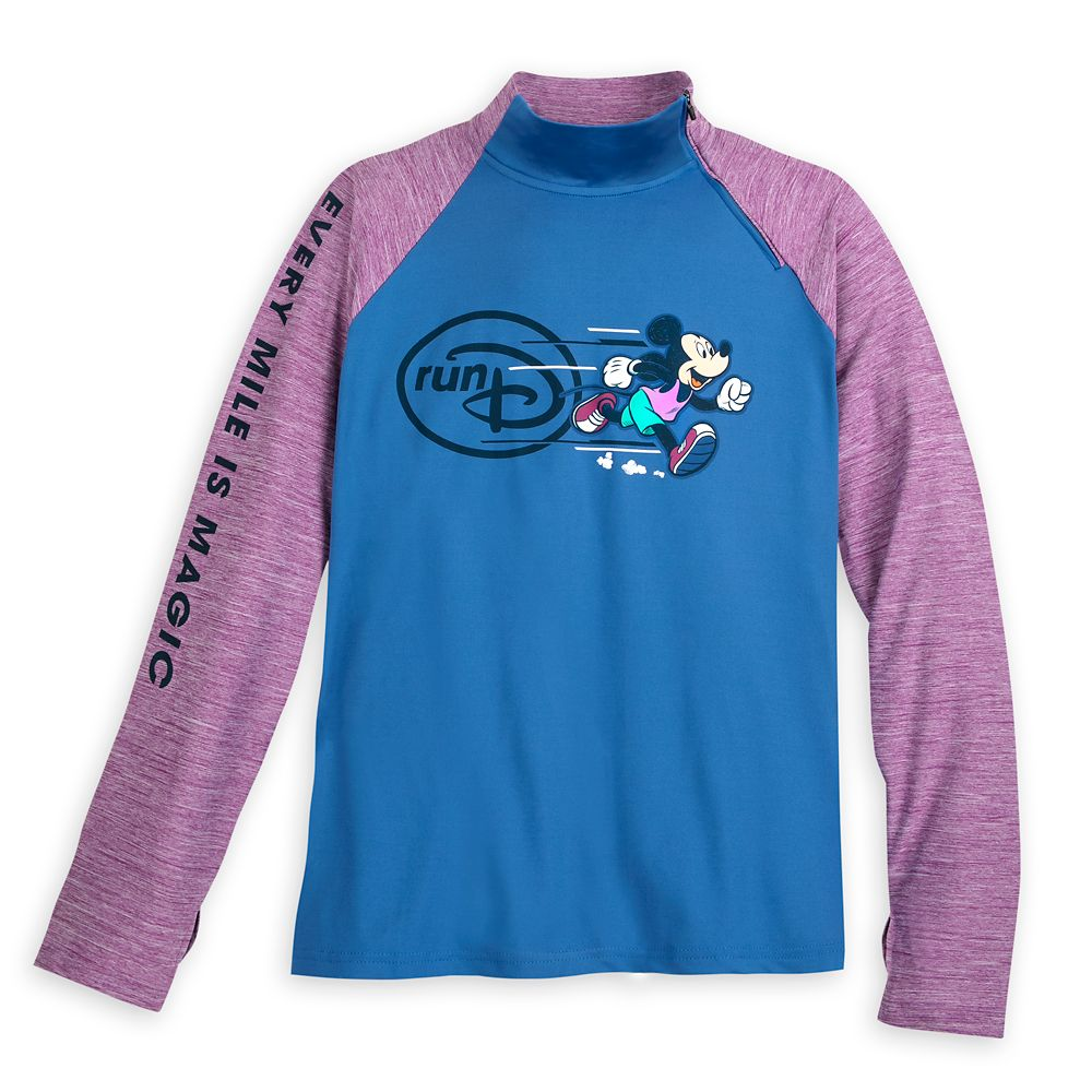 Mickey Mouse runDisney Performance Top for Women