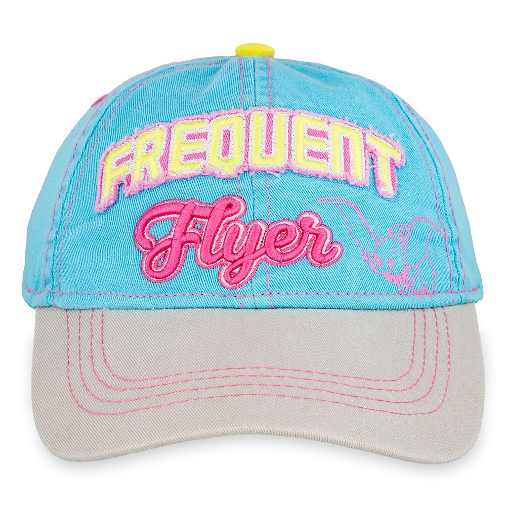 Dumbo ''Frequent Flyer'' Baseball Cap for Adults