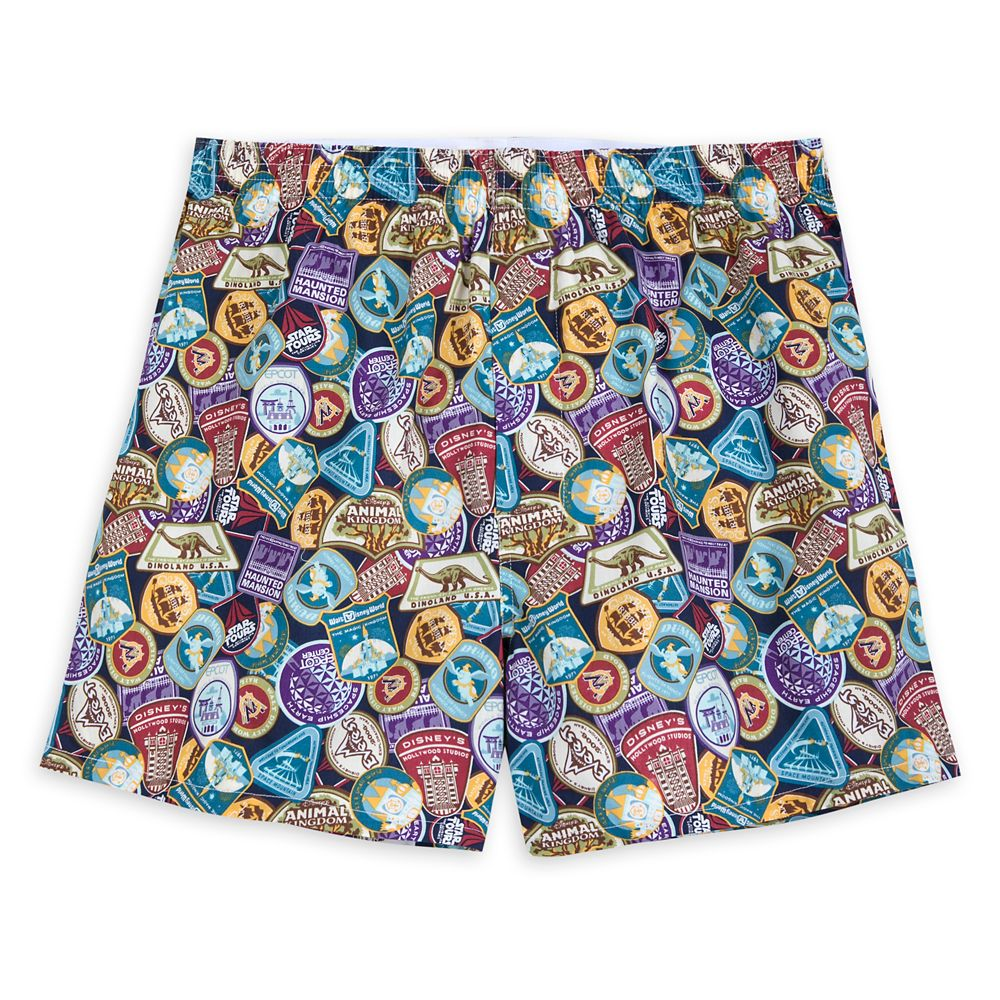 Walt Disney World Boxer Shorts for Adults