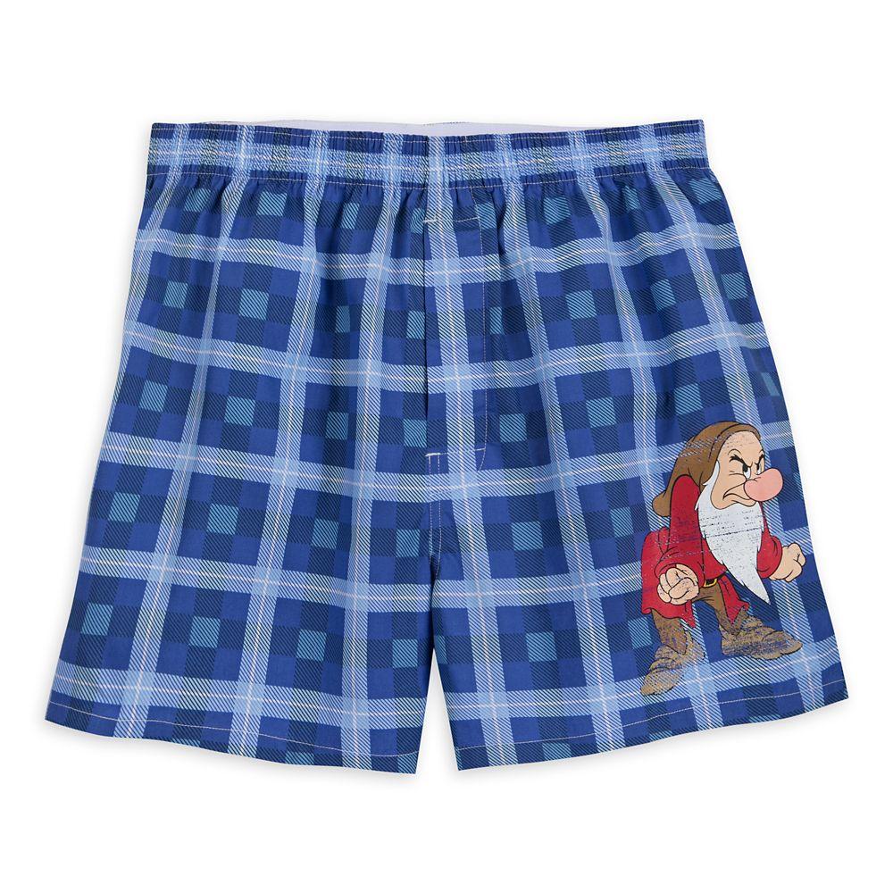 Grumpy Boxer Shorts for Men