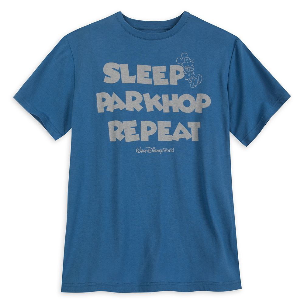 Mickey Mouse Sleep T-Shirt for Men – Walt Disney World