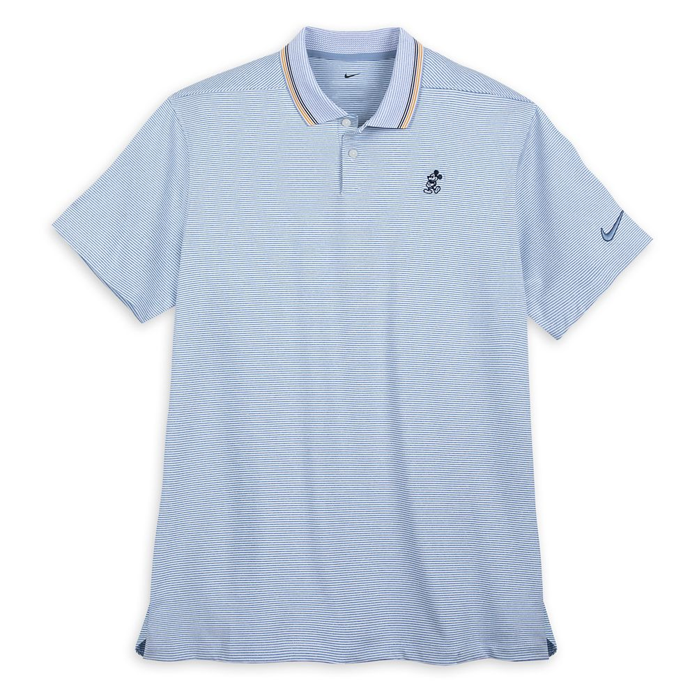 Mickey Mouse Polo for Men by Nike – Indigo