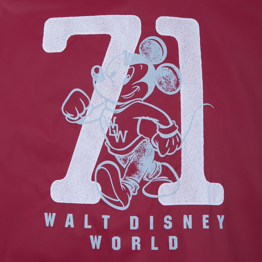 Mickey Mouse Bomber Jacket for Adults – Walt Disney World