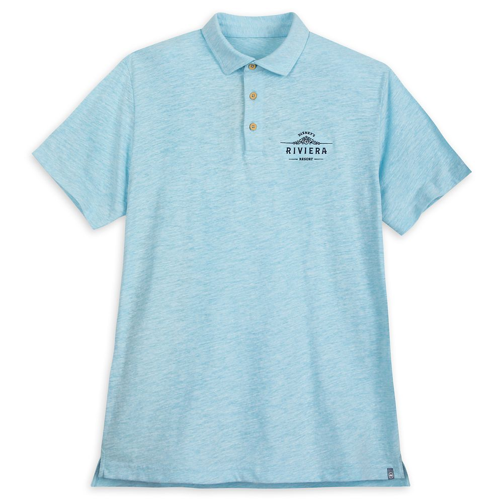 Disney's Riviera Resort Polo Shirt for Adults – Disney Vacation Club