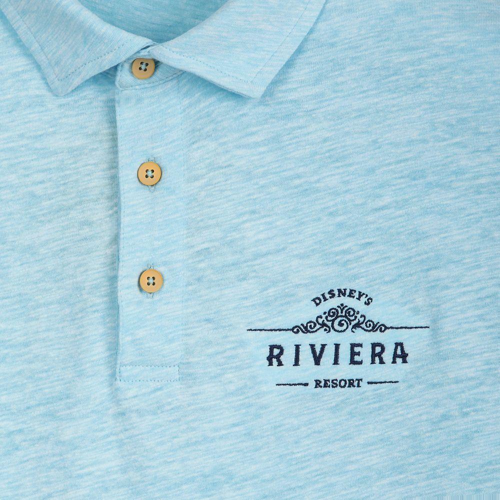 Disney's Riviera Resort Polo Shirt for Adults – Disney Vacation Club