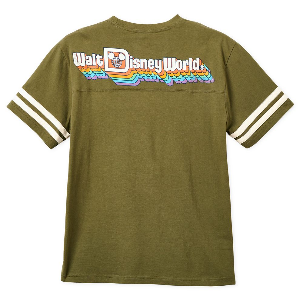 Walt Disney World Football T-Shirt for Adults