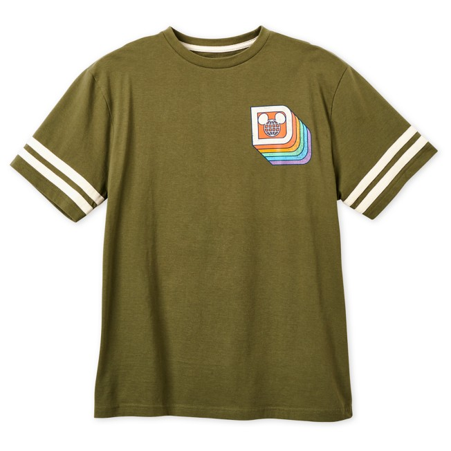 Walt Disney World Football T-Shirt for Adults