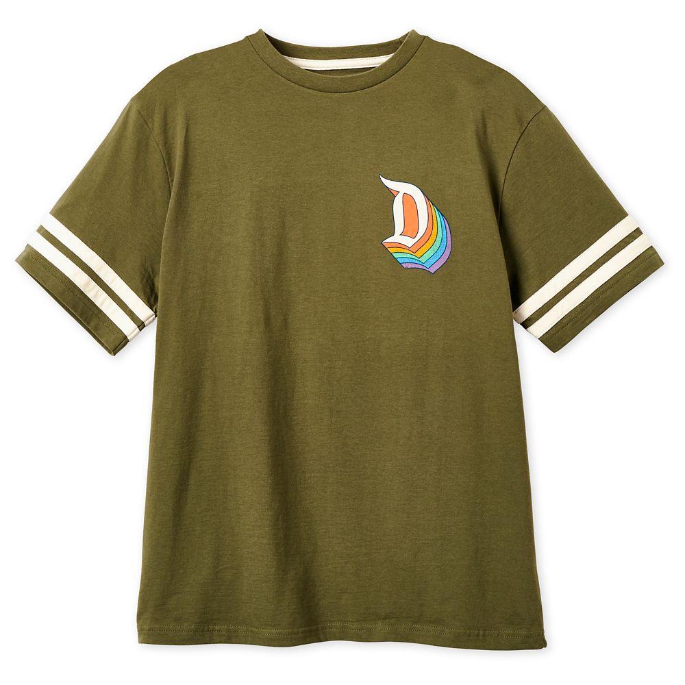 Disneyland Football T-Shirt for Adults