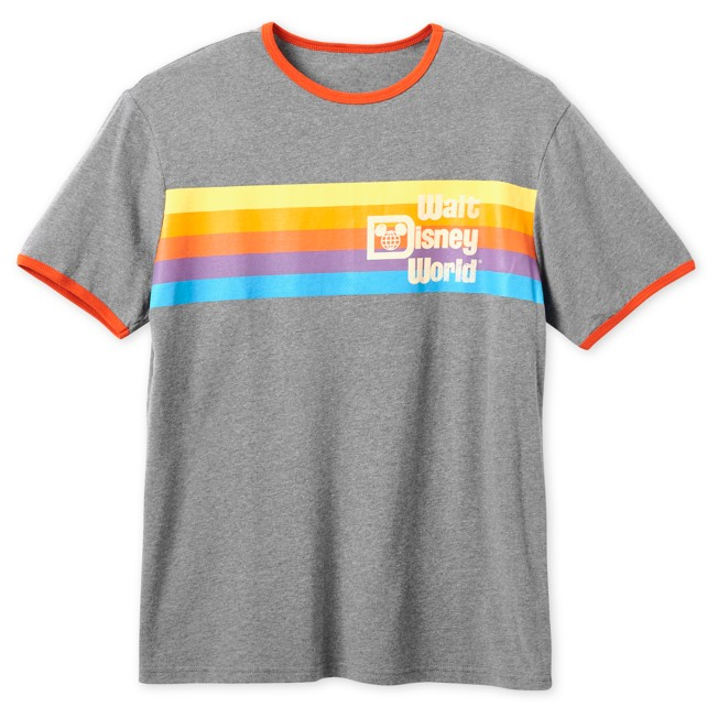 Walt Disney World Retro Ringer T-Shirt for Adults