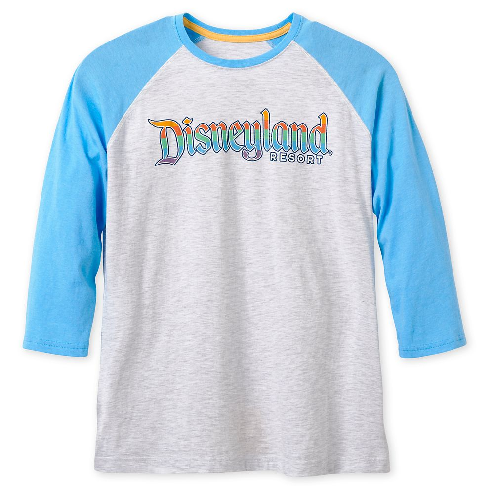 Disneyland Baseball T-Shirt for Adults
