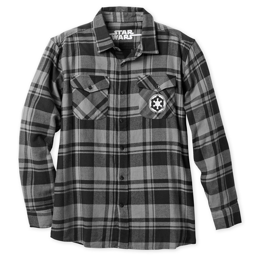 Stormtrooper Flannel Shirt for Men – Star Wars