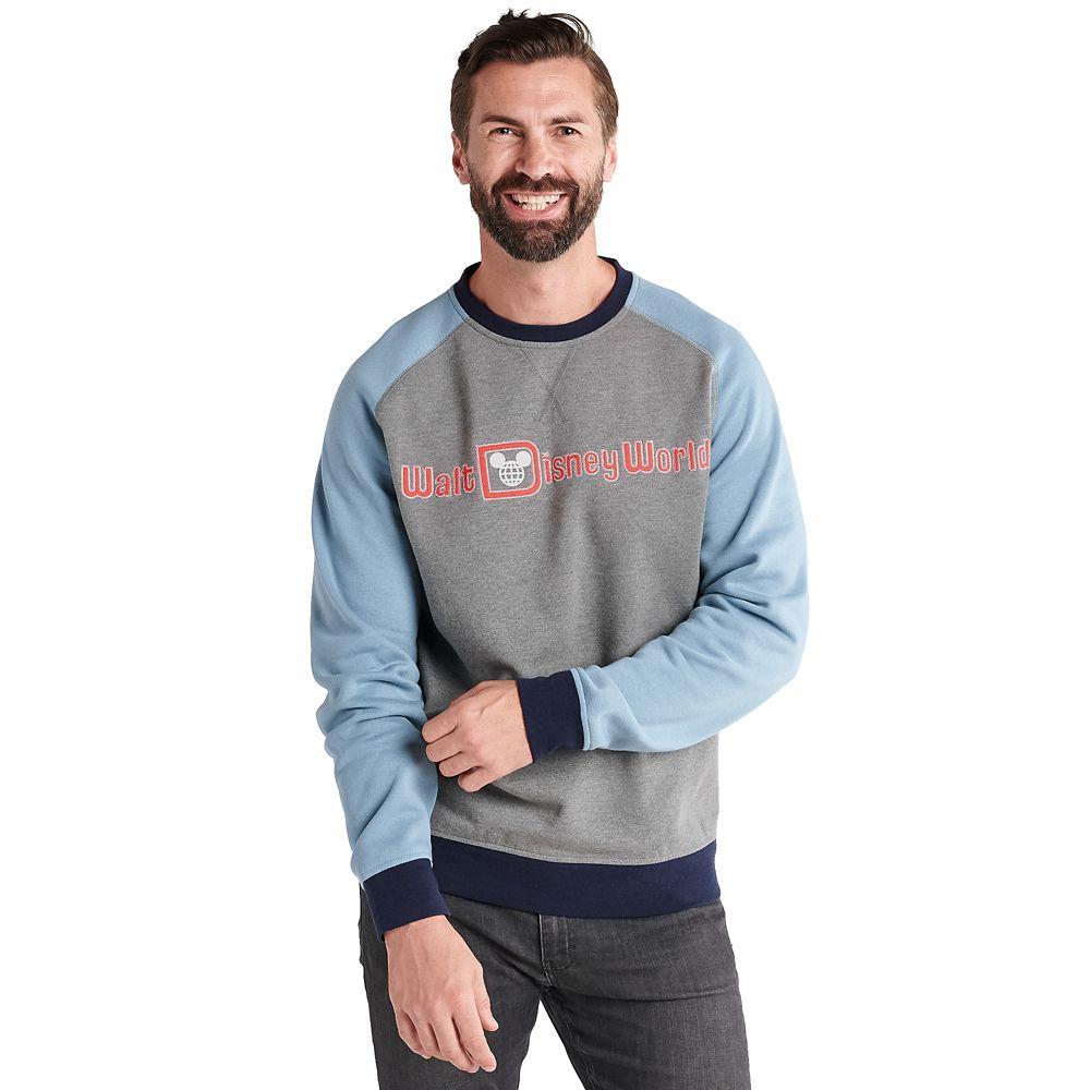 Walt Disney World Logo Sweatshirt for Men