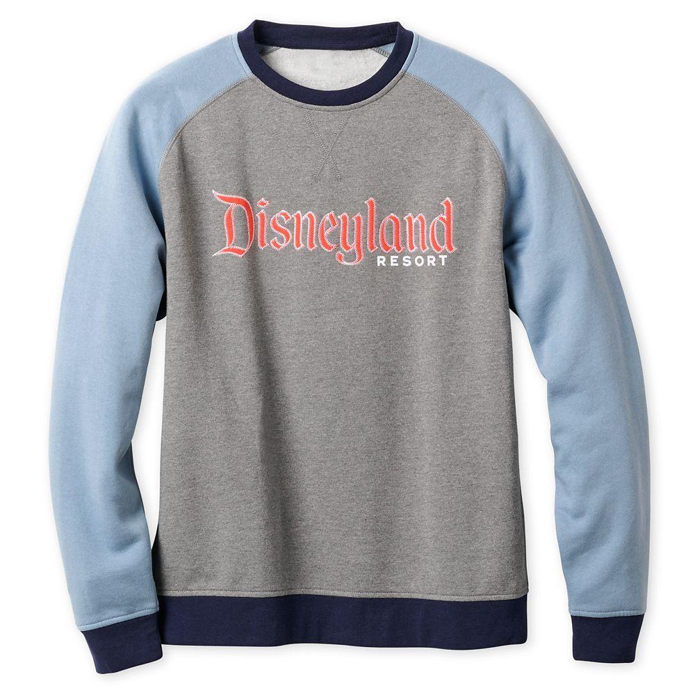 Disneyland Logo Sweatshirt for Men