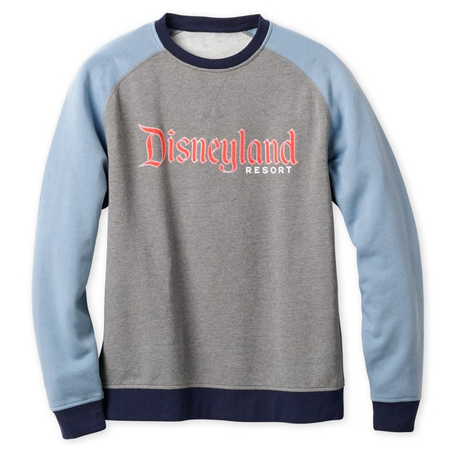 Disneyland Logo Sweatshirt for Men