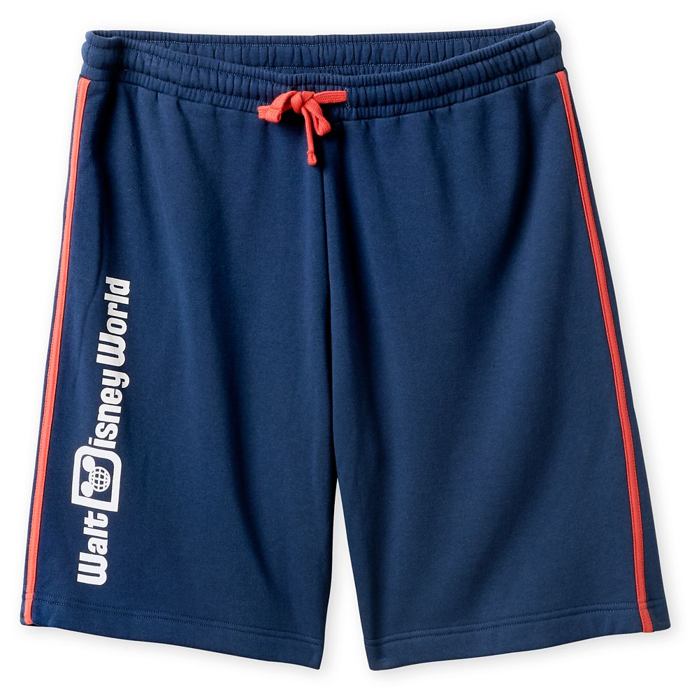 Walt Disney World Logo Athletic Shorts for Men