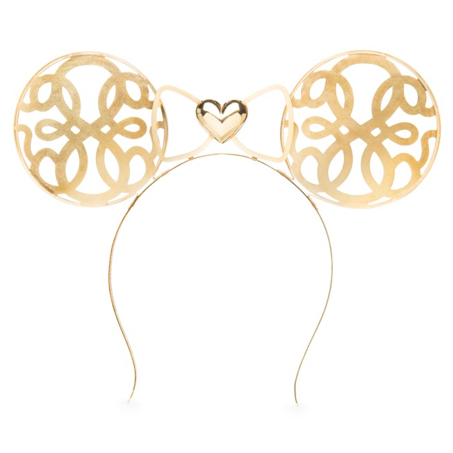 Minnie Mouse Metal Ear Headband by Alex and Ani – Limited Release