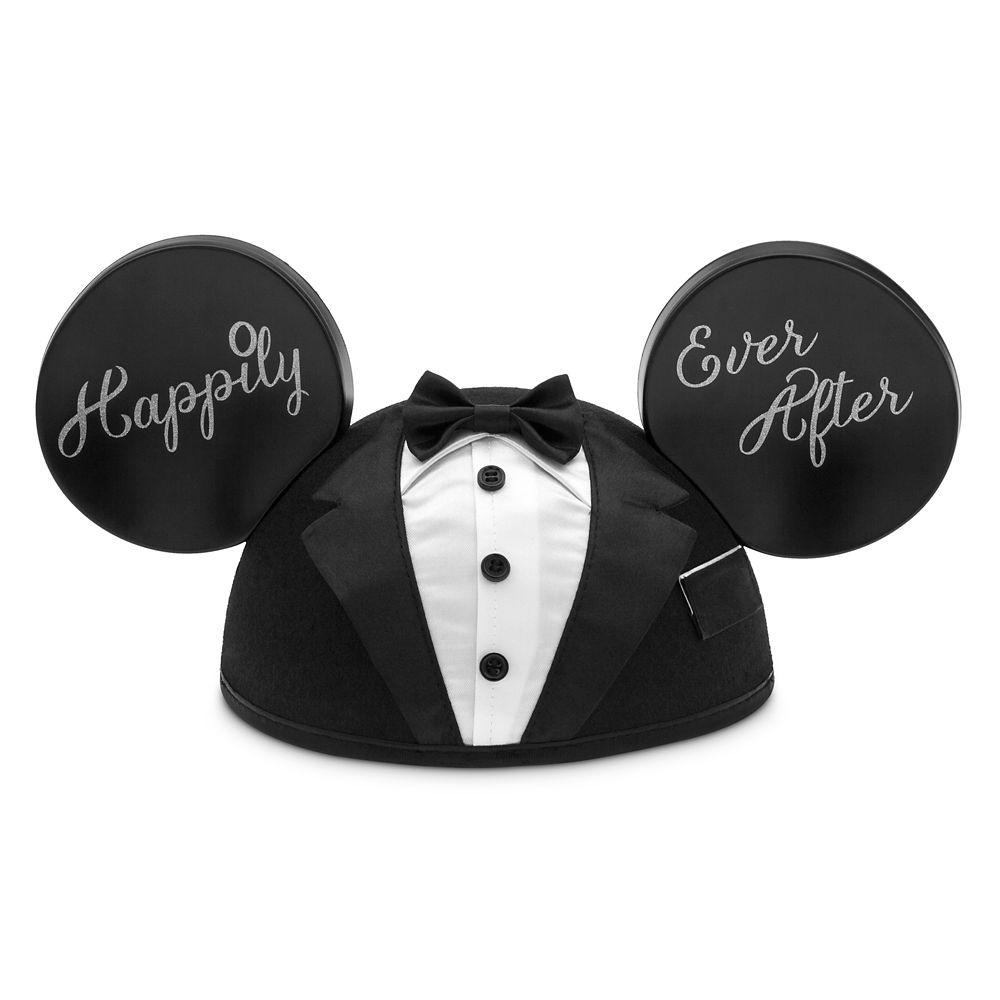 Mickey Mouse Groom Ear Hat