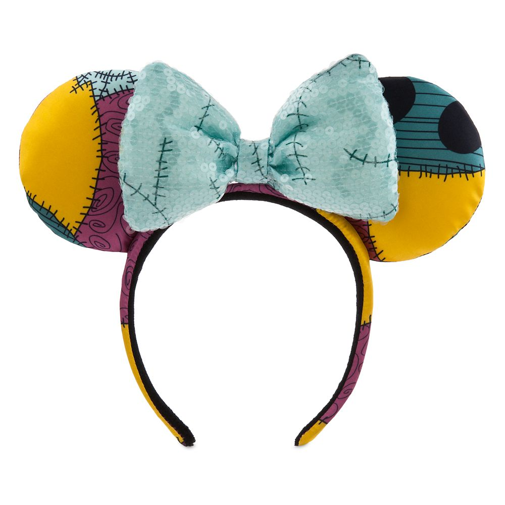 Sally Ear Headband – Tim Burton's The Nightmare Before Christmas