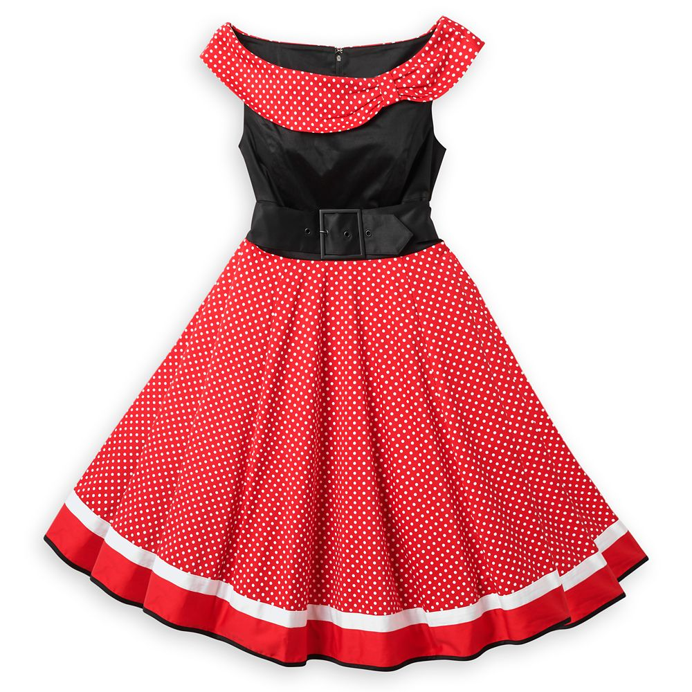 Minnie Mouse Fancy Dress for Women