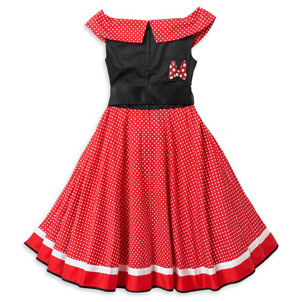 Minnie Mouse Fancy Dress for Women