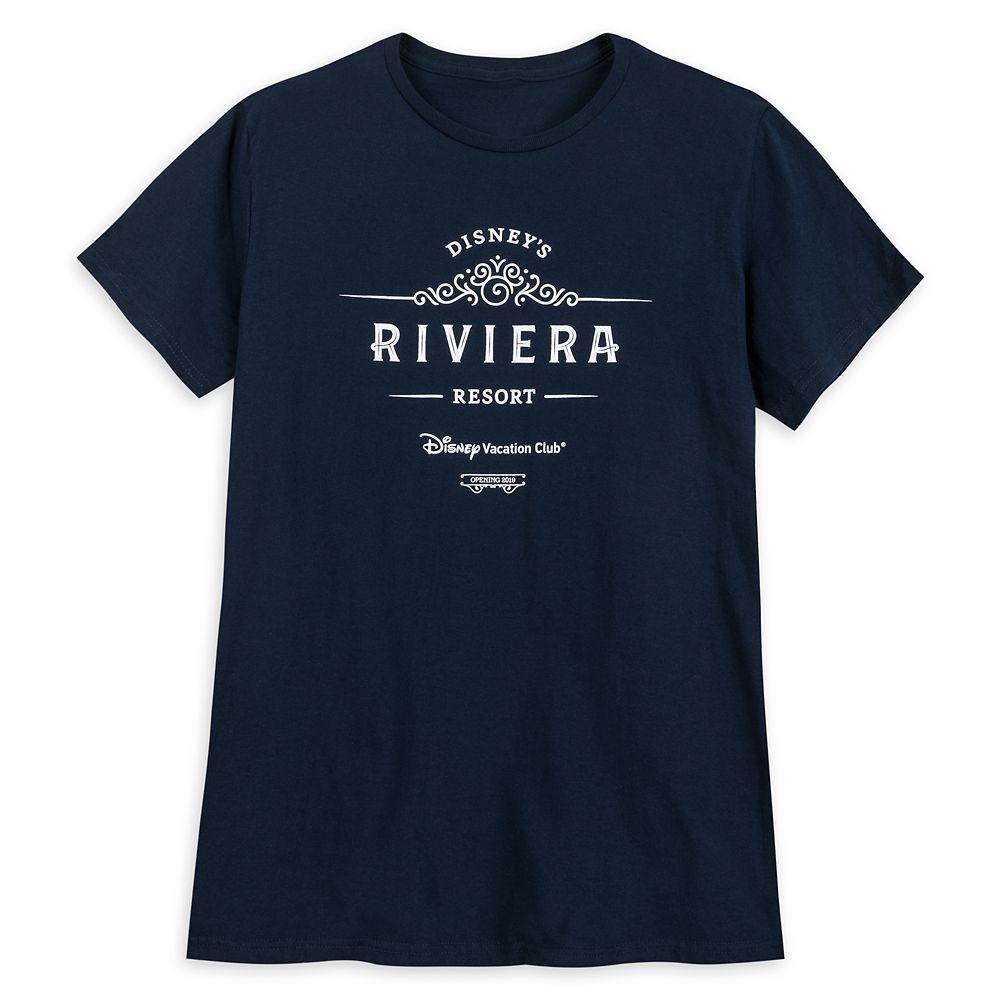 Disney's Riviera Resort T-Shirt for Adults – Disney Vacation Club
