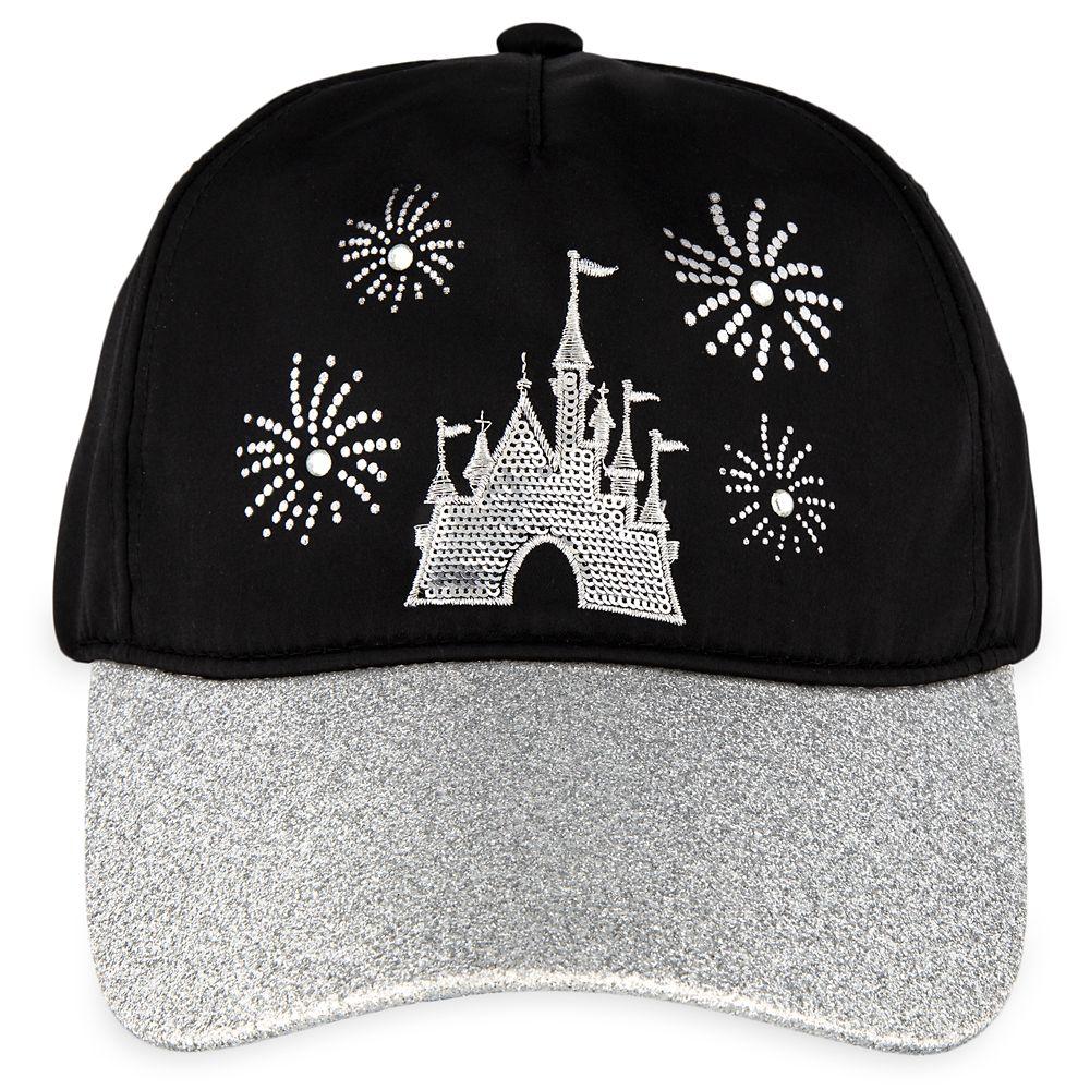 Sleeping Beauty Castle Baseball Cap for Adults Official shopDisney