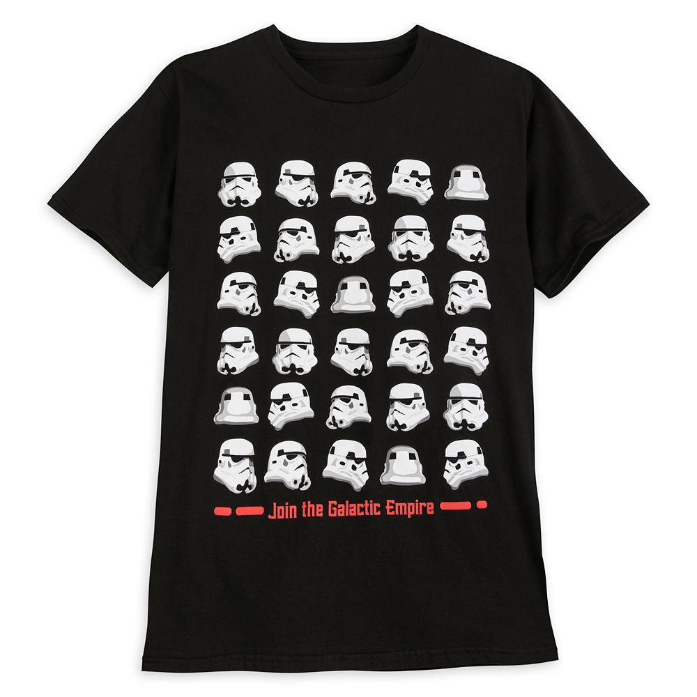 Stormtrooper Helmet T-Shirt for Adults – Star Wars