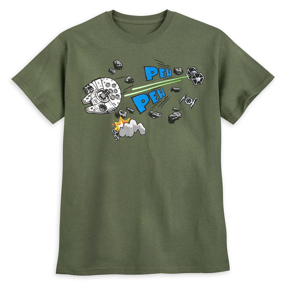 Millennium Falcon T-Shirt for Men – Star Wars