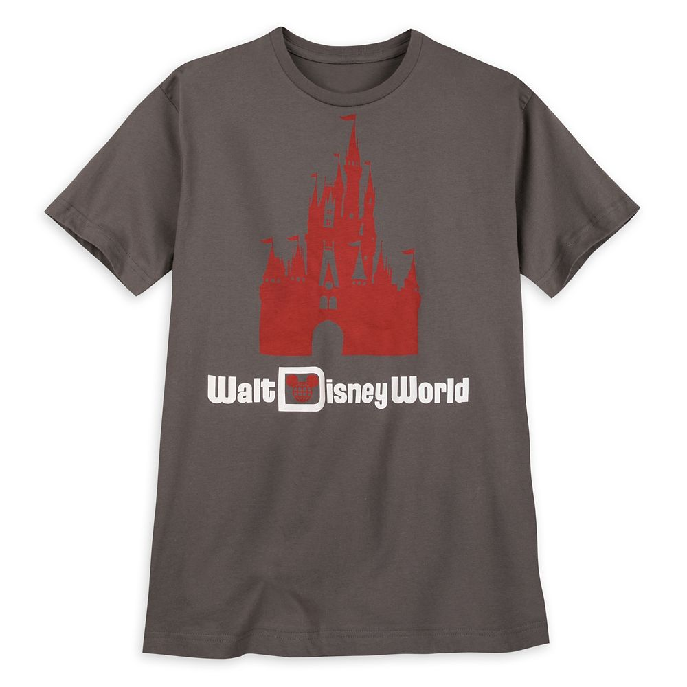 Cinderella Castle T-Shirt for Men – Walt Disney World