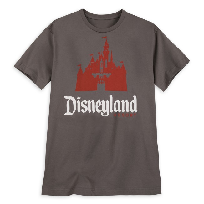 Sleeping Beauty Castle T-Shirt for Men – Disneyland