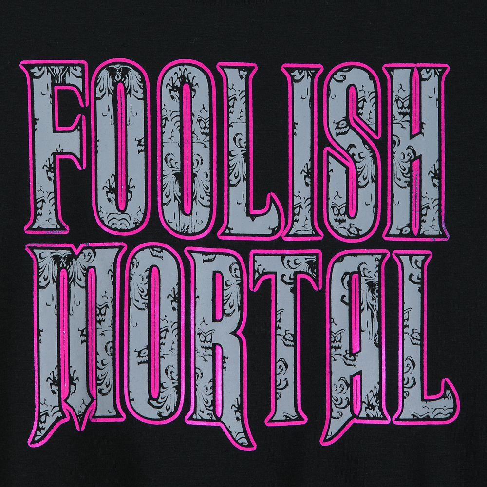 The Haunted Mansion ''Foolish Mortal'' T-Shirt for Women