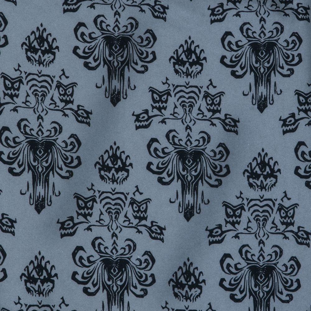The Haunted Mansion Wallpaper Leggings for Women