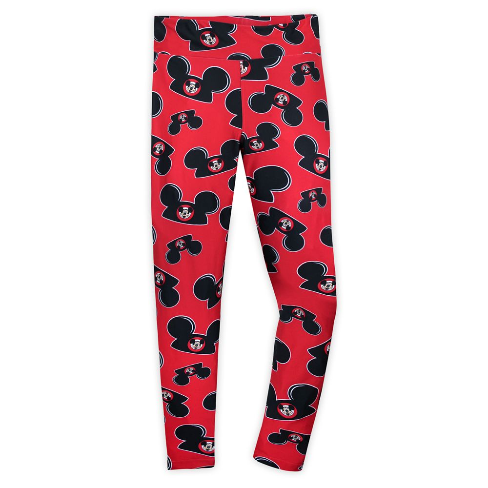 Mickey Mouse Ear Hat Leggings for Women Official shopDisney
