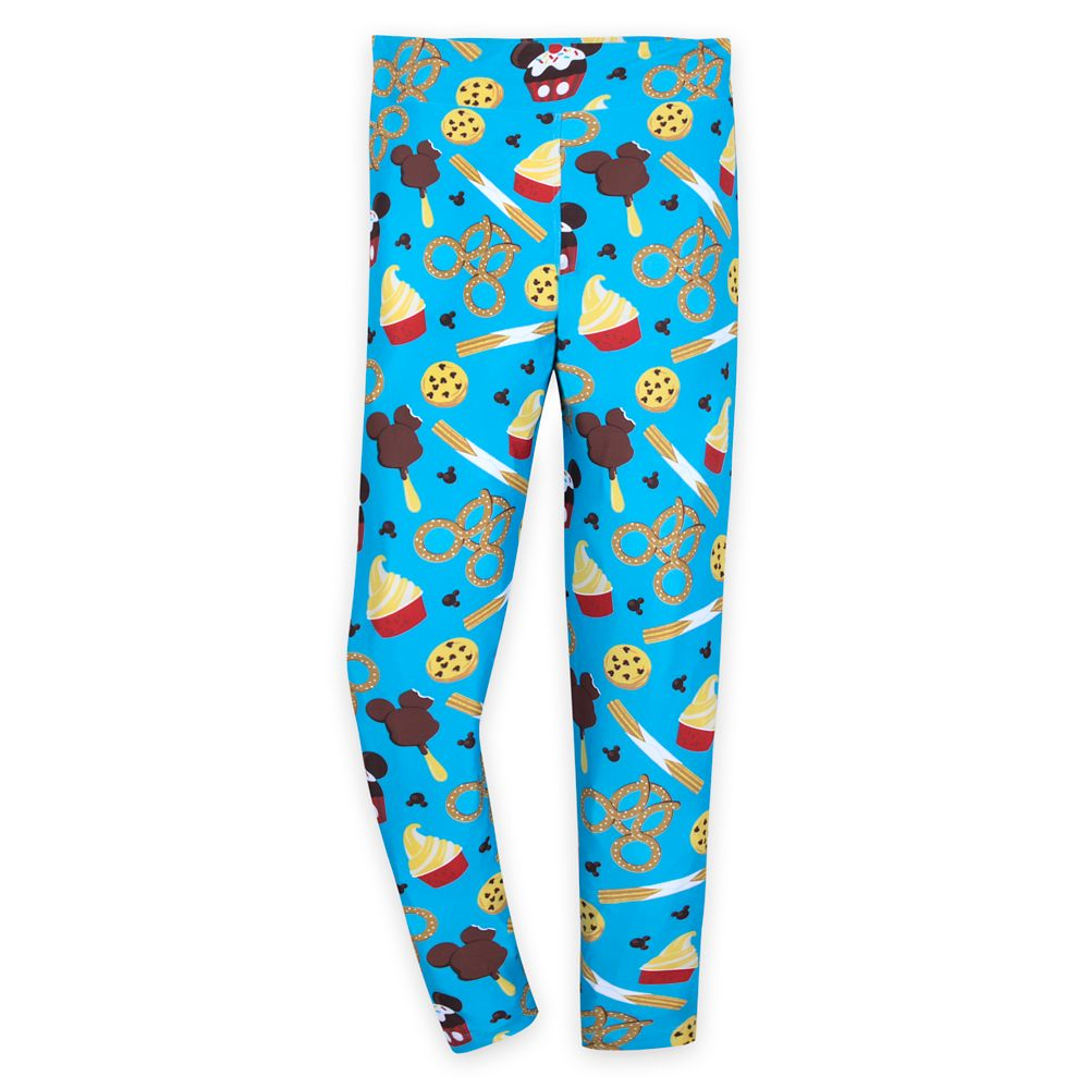 Disney Parks Food Icons Leggings for Women