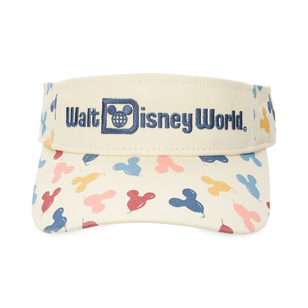 Walt Disney World Visor for Adults by Junk Food