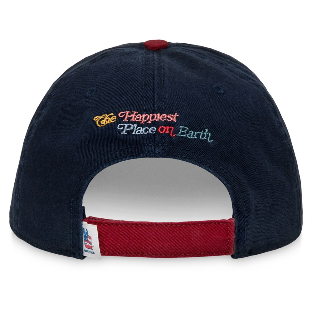 Disneyland Baseball Cap for Adults by Junk Food