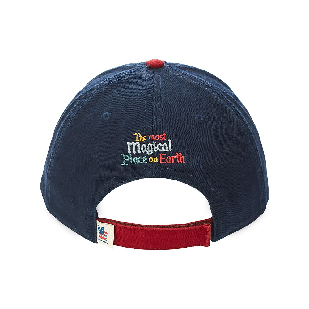 Walt Disney World Baseball Cap for Adults by Junk Food