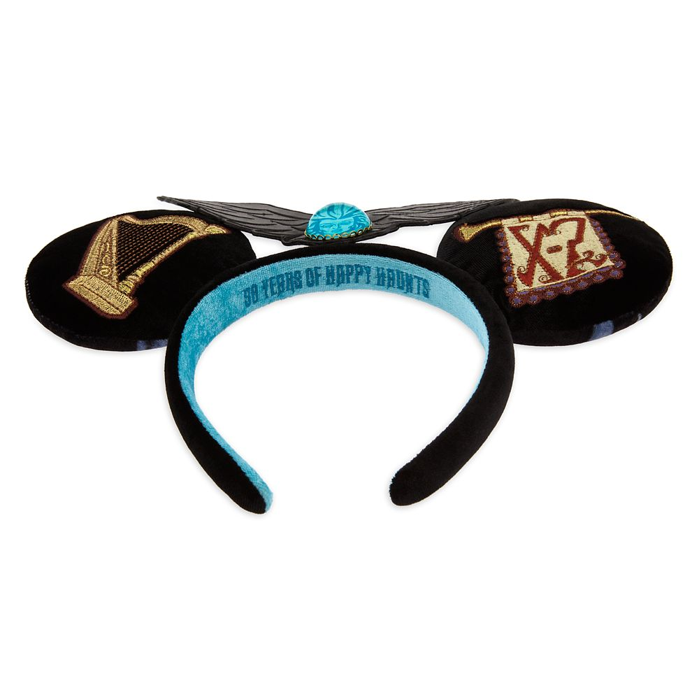 The Haunted Mansion Ear Headband by Kim Irvine – 50th Anniversary