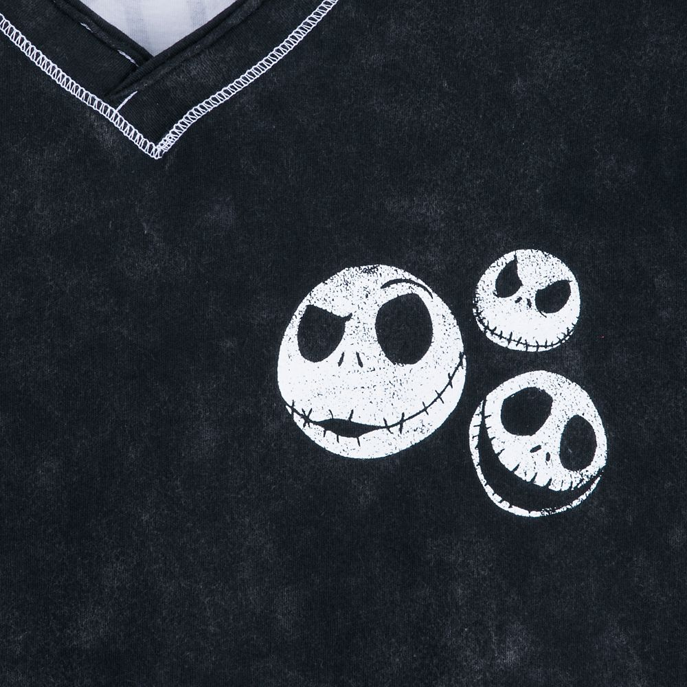 Jack Skellington Soccer T-Shirt for Men
