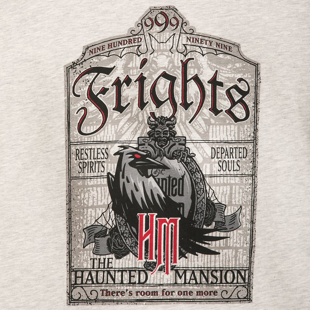 The Haunted Mansion Headstone T-Shirt for Men