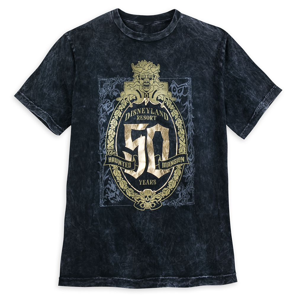 The Haunted Mansion T-Shirt for Men – 50th Anniversary